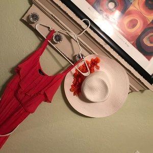 NWOT Coral Summer Dress